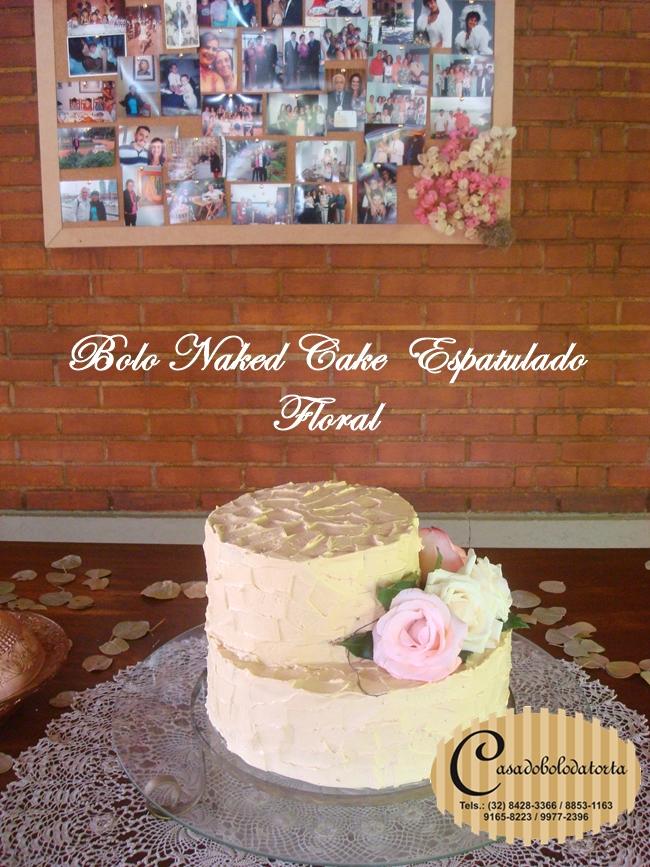 BOLO NAKED CAKE ESPATULADO E BEM VIVIDOS PEDIDO PELA NOSSA CLIENTE PATRICIAPACHECO.