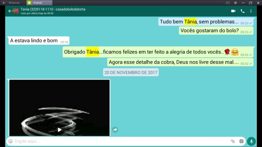 ELOGIOS TANIA