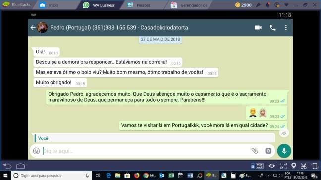 ELOGIOS DE PEDRO PORTUGAL