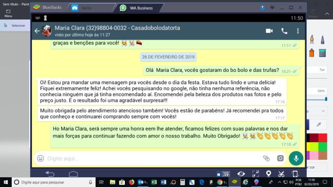 ELOGIOS MARIA CLARA