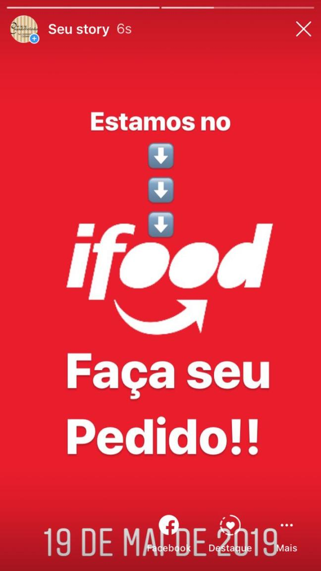 estamos no ifood